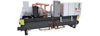 XStream water-cooled chillers and water/water heat pumps